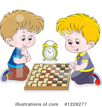 Chess Clipart #1226277 by Alex Bannykh