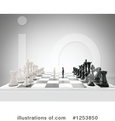 Chess Clipart #1253850 by Mopic