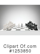 Royalty-Free (RF) Chess Clipart Illustration #1253850
