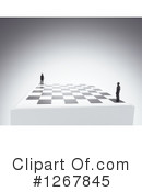 Royalty-Free (RF) Chess Clipart Illustration #1267845