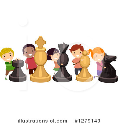 Chess Clipart #1279149 by BNP Design Studio