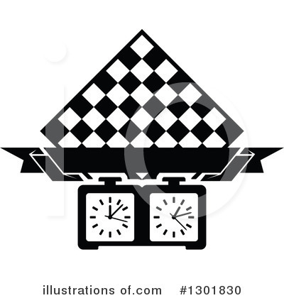 Board Game Clipart #1301830 by Vector Tradition SM