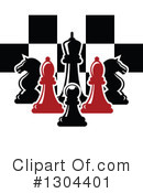 Chess Clipart #1304401 by Vector Tradition SM