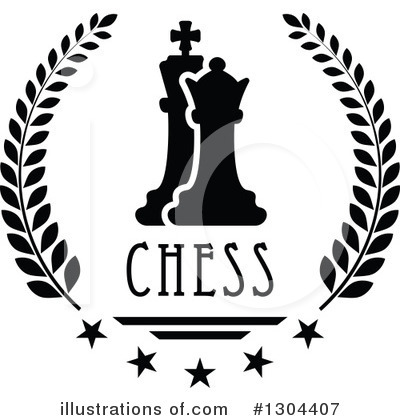 Chess Clipart #1304407 by Vector Tradition SM
