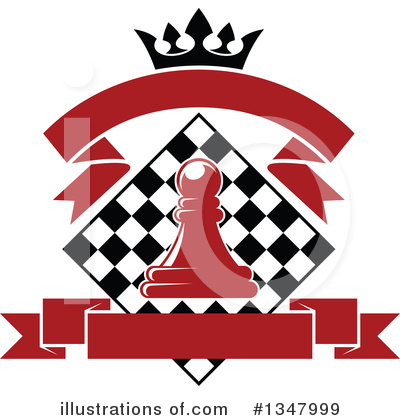 Chess Clipart #1347999 by Vector Tradition SM