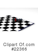 Royalty-Free (RF) chess Clipart Illustration #22366