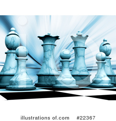 Chess Clipart #22367 by KJ Pargeter