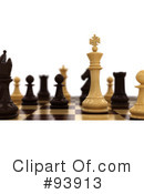 Royalty-Free (RF) Chess Clipart Illustration #93913