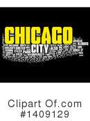 Chicago Clipart #1409129 by MacX