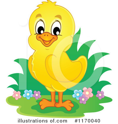 Chicken Clipart #1170040 by visekart