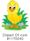 Royalty-Free (RF) Chick Clipart Illustration #1170040