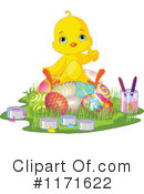 Royalty-Free (RF) Chick Clipart Illustration #1171622