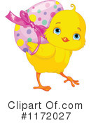 Royalty-Free (RF) Chick Clipart Illustration #1172027