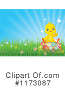 Royalty-Free (RF) Chick Clipart Illustration #1173087