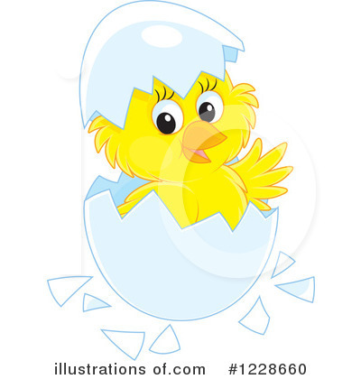 Chick Clipart #1228660 by Alex Bannykh