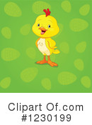 Royalty-Free (RF) Chick Clipart Illustration #1230199