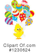 Royalty-Free (RF) Chick Clipart Illustration #1230624