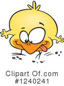 Royalty-Free (RF) Chick Clipart Illustration #1240241