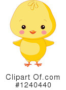 Royalty-Free (RF) Chick Clipart Illustration #1240440