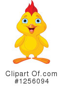 Royalty-Free (RF) Chick Clipart Illustration #1256094