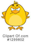 Royalty-Free (RF) Chick Clipart Illustration #1299802