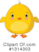 Royalty-Free (RF) Chick Clipart Illustration #1314303