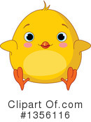Royalty-Free (RF) Chick Clipart Illustration #1356116