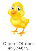 Royalty-Free (RF) Chick Clipart Illustration #1374619