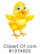 Royalty-Free (RF) Chick Clipart Illustration #1374620