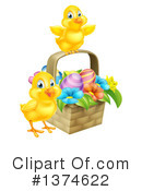 Royalty-Free (RF) Chick Clipart Illustration #1374622