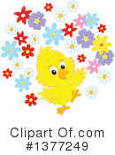 Chick Clipart #1377249 by Alex Bannykh