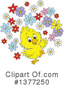 Chick Clipart #1377250 by Alex Bannykh