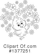 Chick Clipart #1377251 by Alex Bannykh