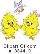 Royalty-Free (RF) Chick Clipart Illustration #1384410