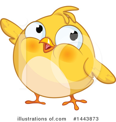 Chicken Clipart #1443873 by Pushkin