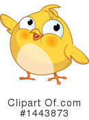 Royalty-Free (RF) Chick Clipart Illustration #1443873