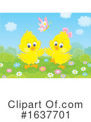 Chick Clipart #1637701 by Alex Bannykh