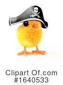 Chick Clipart #1640533 by Steve Young