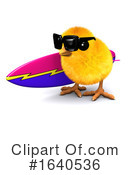 Chick Clipart #1640536 by Steve Young