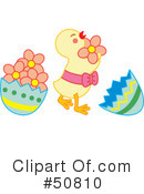 Royalty-Free (RF) Chick Clipart Illustration #50810