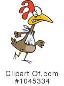 Chicken Clipart #1045334 by toonaday