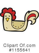Royalty-Free (RF) Chicken Clipart Illustration #1155641