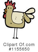 Royalty-Free (RF) Chicken Clipart Illustration #1155650