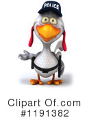Chicken Clipart #1191382 by Julos