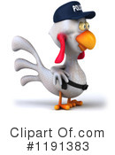 Chicken Clipart #1191383 by Julos