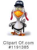 Chicken Clipart #1191385 by Julos