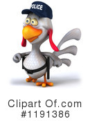 Chicken Clipart #1191386 by Julos