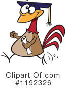 Royalty-Free (RF) Chicken Clipart Illustration #1192326