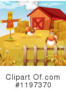 Chicken Clipart #1197370 by Graphics RF