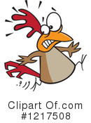 Chicken Clipart #1217508 by toonaday